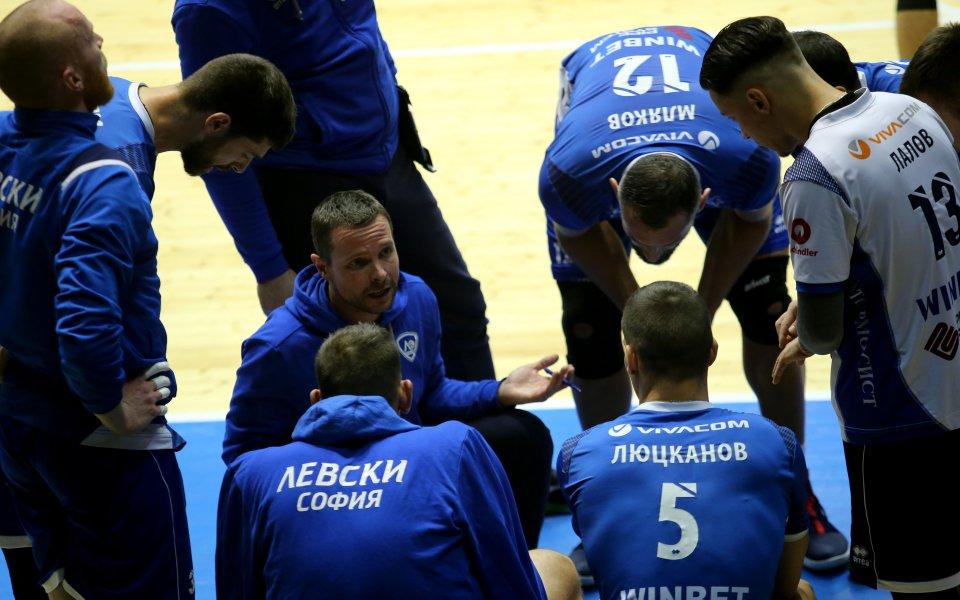 Левски спечели турнира Борис Гюдеров
