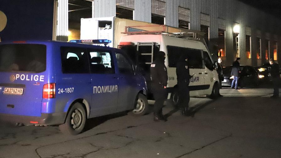 <p>Хванаха огромно количество наркотици в София</p>