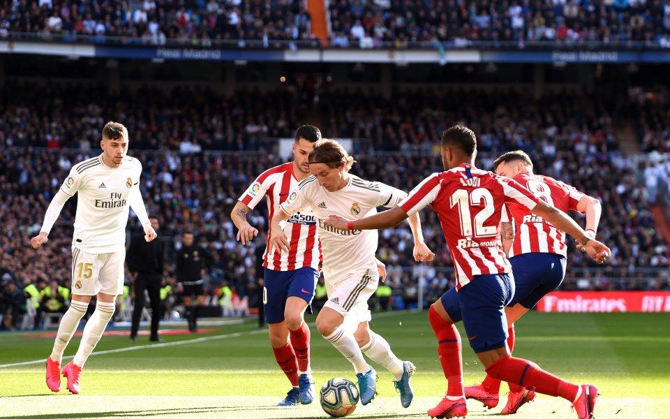 Испанските грандове Реал (Мадрид) и Атлетико (Мадрид) обединиха усилия, за