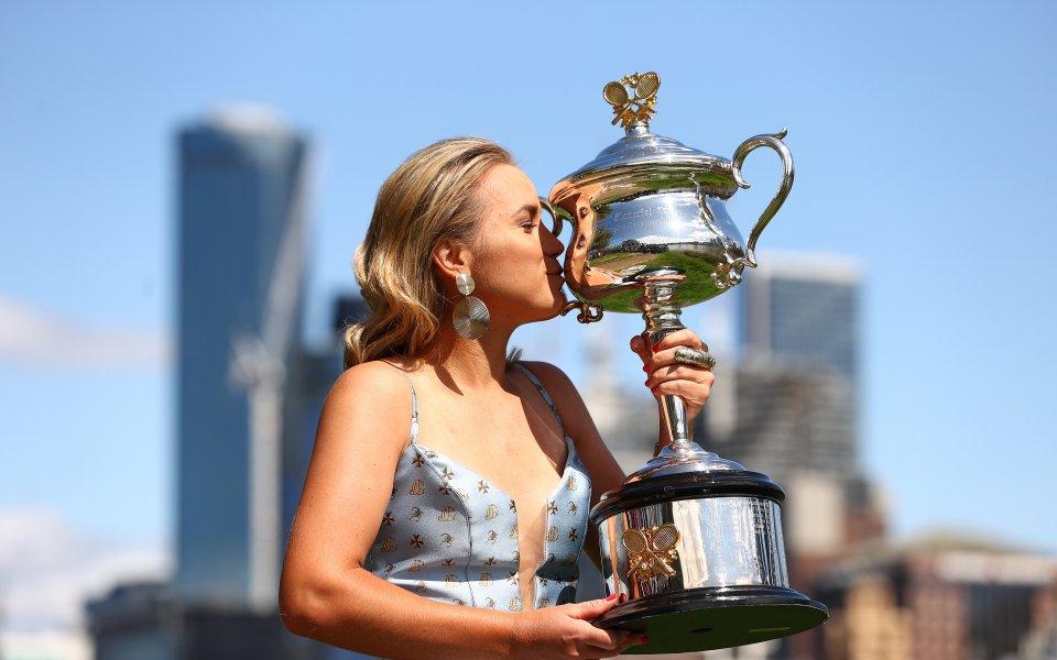 Шампионката от Australian open 2020 София Кенин спечели втора титла