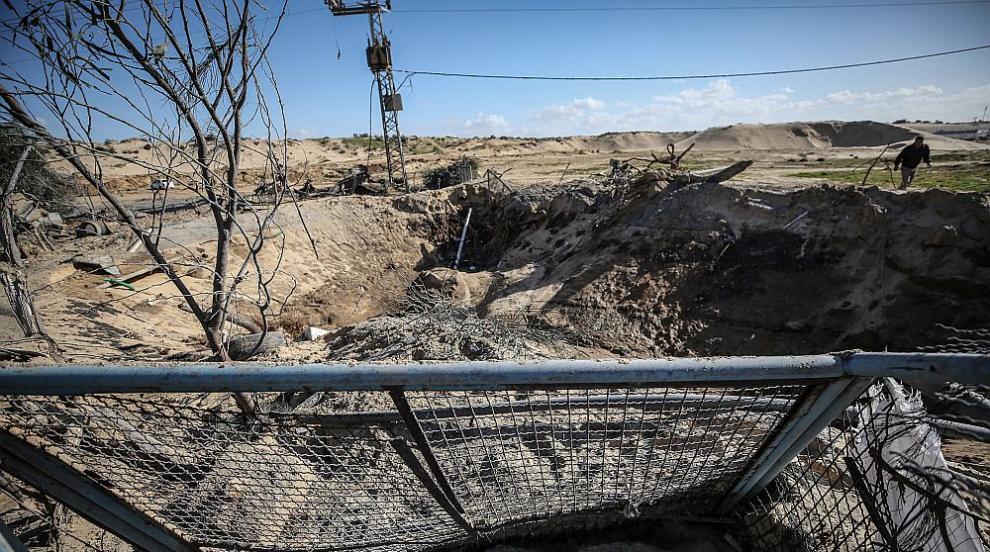 Израелската авиация удари няколко обекта на Хамас в ивицата Газа