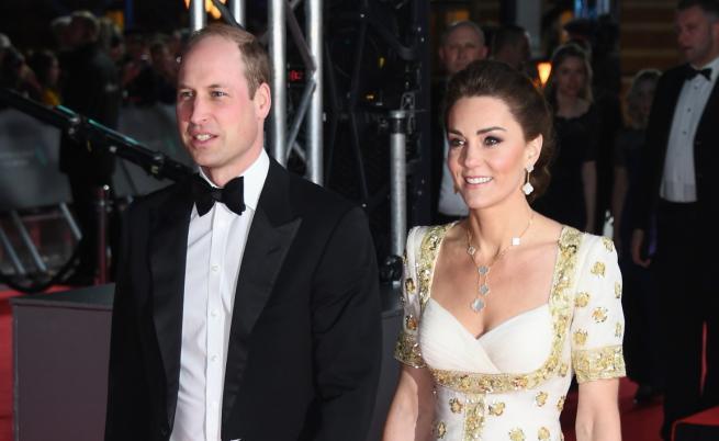 Кейт отново прикова погледите на наградите БАФТА