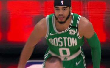 Най-важното в НБА от изминалата нощ