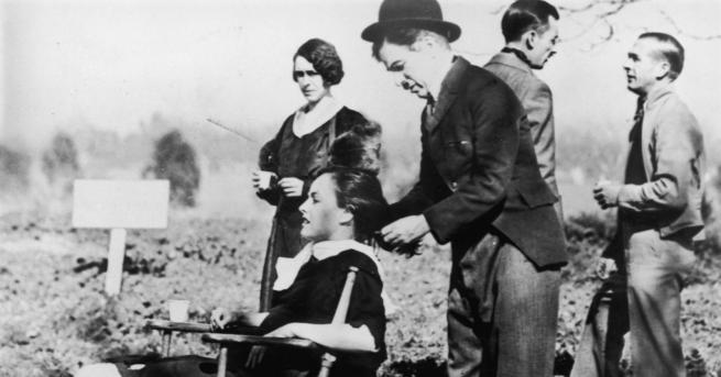 Вдъхновени истории Последният ням филм на Чаплин Как