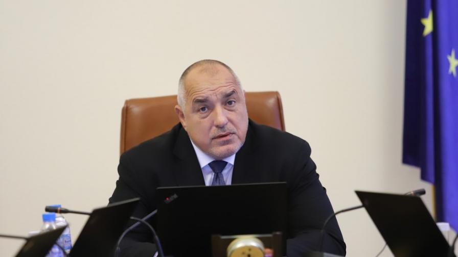 Борисов: Ние не воюваме с никого