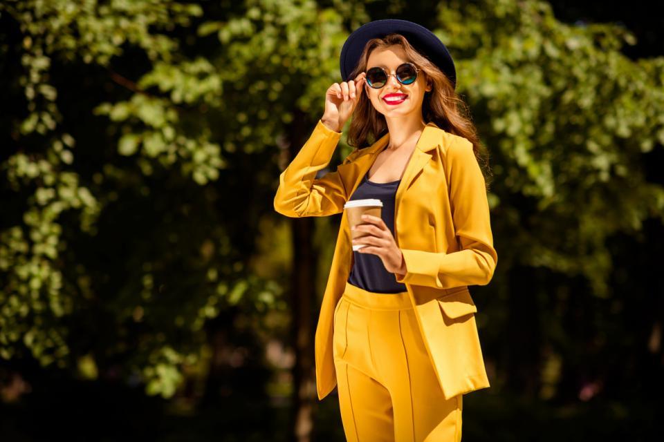 жена мода пролет