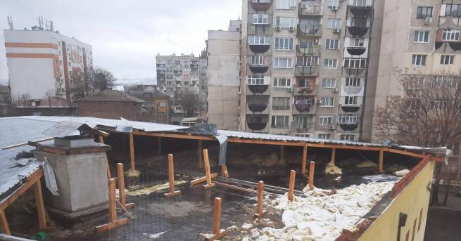 Община Дупница започва още днес ремонт на покрива на кухнята-майка