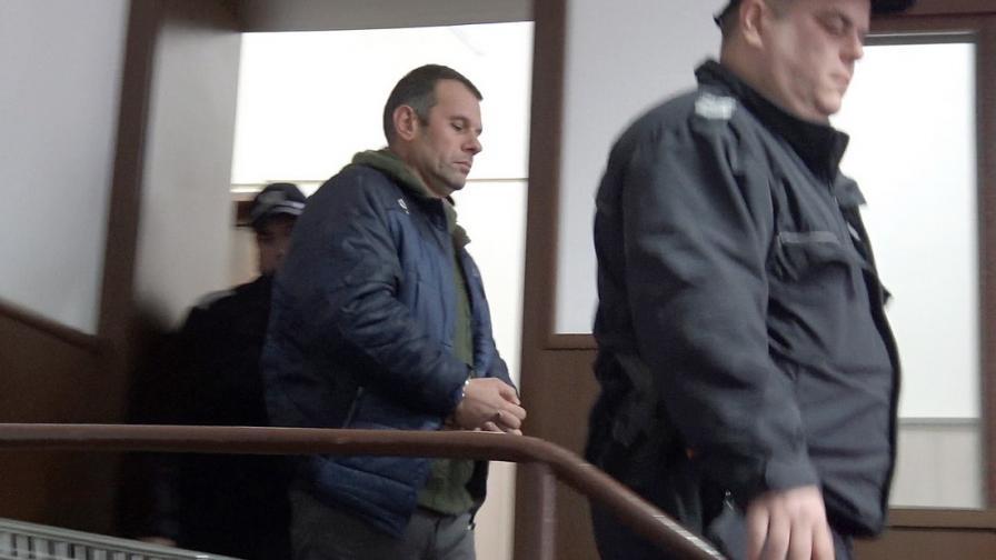 16 г. затвор за бившия командос, удушил рейнджърката от Карлово