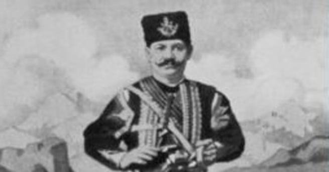 Легендарният български войвода Петко Кирков-Киряков - Капитан Петко войвода е