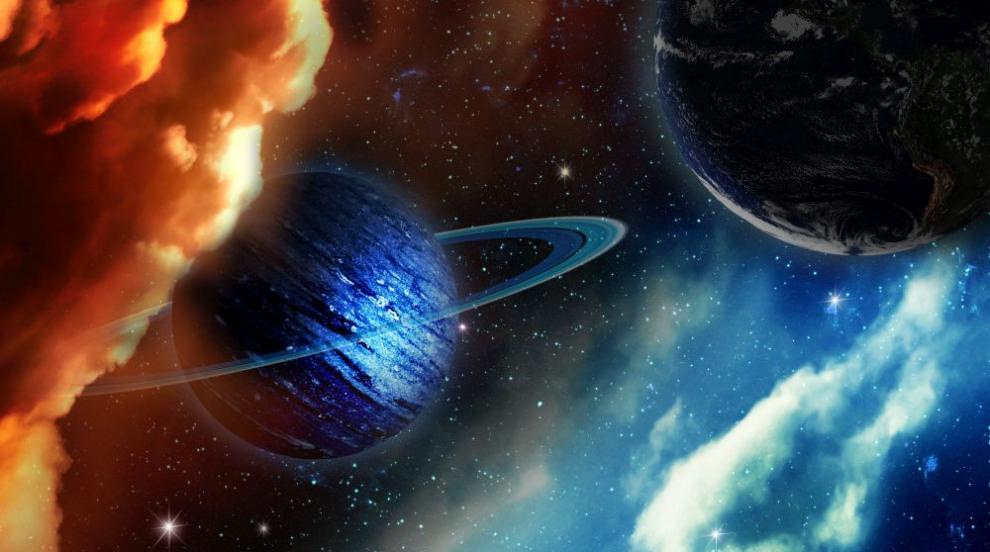 В Космоса има планети с по-подходящи условия на живот...