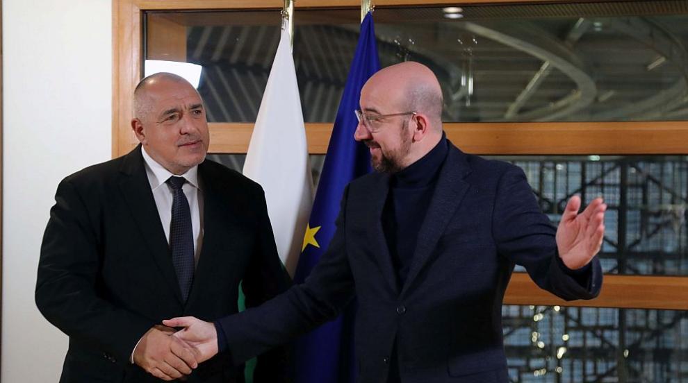 Борисов ще участва в извънредното заседание на Европейския съвет