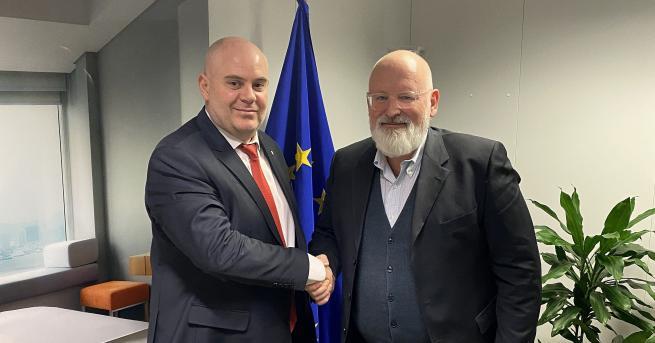 Главният прокурор на Република България Иван Гешев проведе работна среща