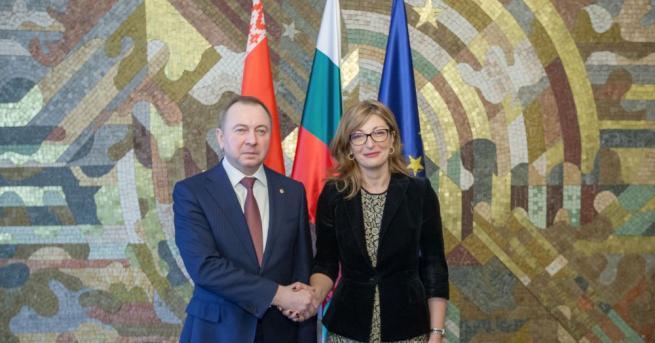 Възможностите за задълбочаване на сътрудничеството между България и Беларус в