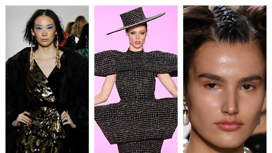 <p>Модата завладя Ню Йорк, <strong>вижте най-интересното&nbsp;</strong></p>