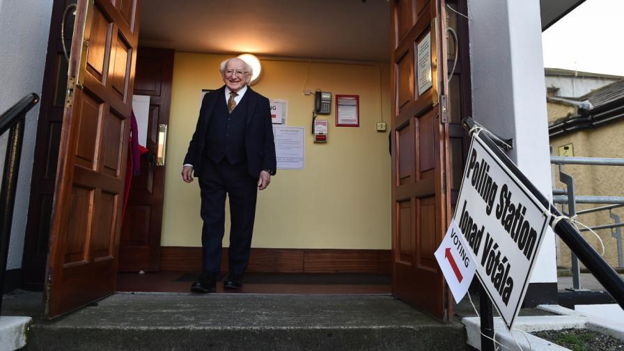 Знакови избори в Ирландия днес