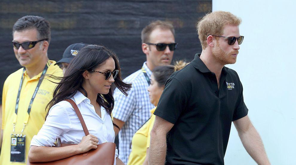Хари и Меган искат засилена охрана в Канада