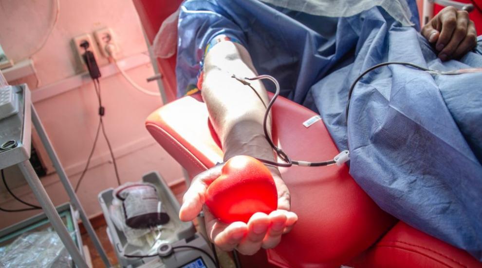 Прокуратурата с призив към магистратите да дарят кръв