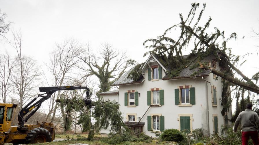 Ураганите стават все по-силни, изчисляват учени