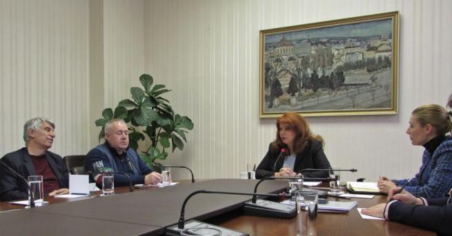 На поредното си заседание Съветът за работа с българите в