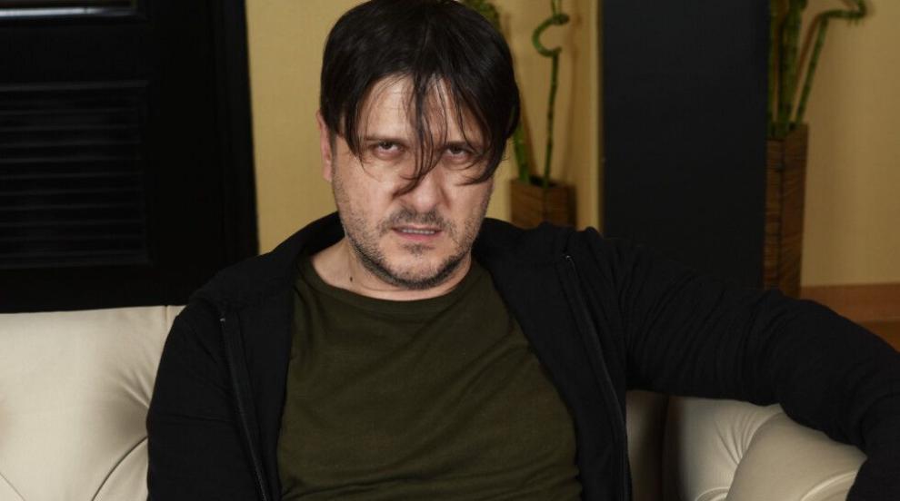Асен Блатечки снимал филм след катастрофа, лентата...