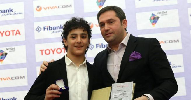 Родната надежда в борбата, Едмонд Назарян, постигна огромна победа за