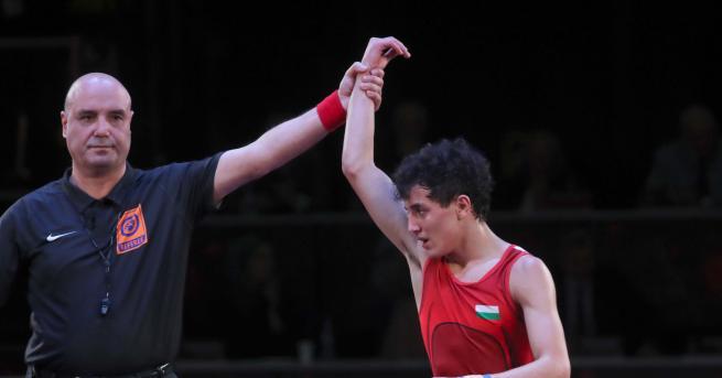 България Назарян спечели златото на Европейското в Рим Младата българска