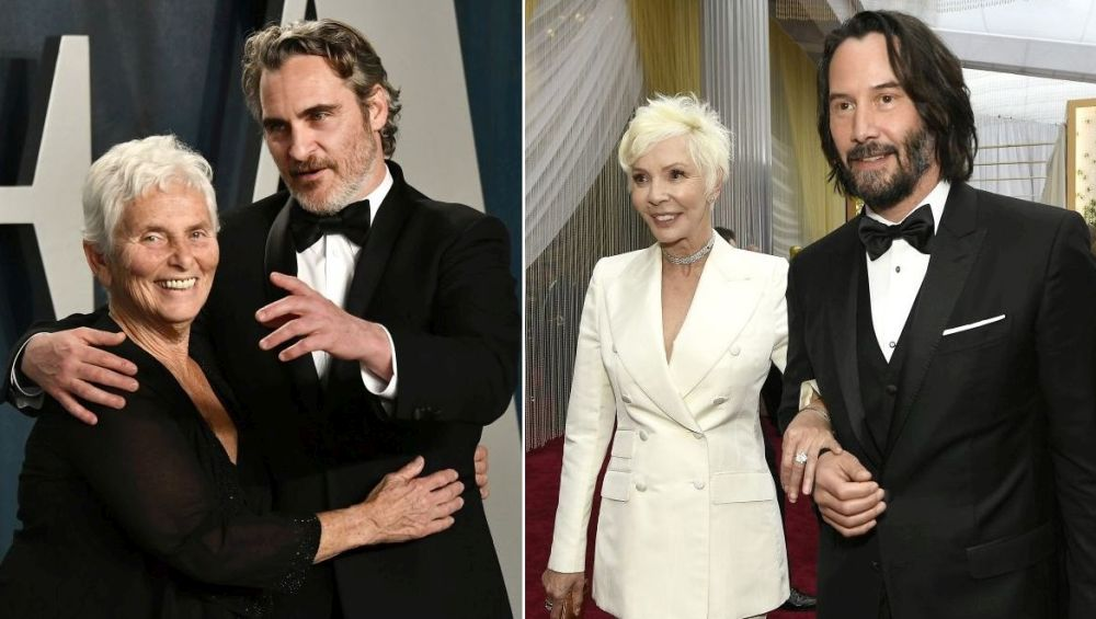<font xss=removed>Любов и уважение: Майки и синове под прожекторите на Оскарите</font>