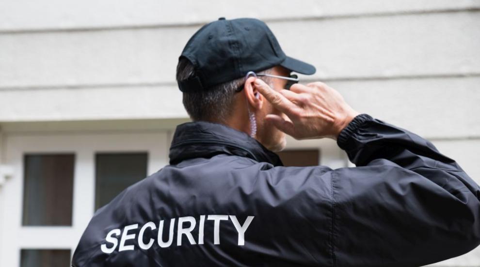 Полицията вика на среща фирмите, охраняващи банки