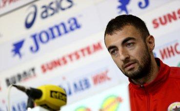 Дани Младенов: Разликата между Първа и Втора лига не е толкова голяма