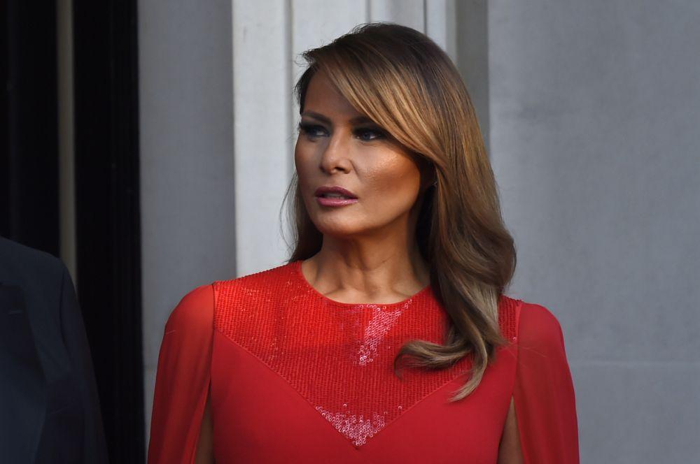 Мелания Тръмп е словенски модел, а 2005 г. съпруга на американския бизнесмен и президент на Съединените щати - Доналд Тръмп.