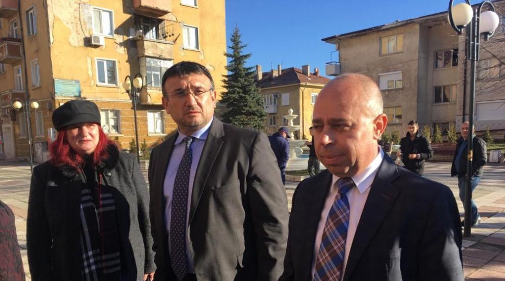 Маринов: Налице е резултат по един от банковите обири (СНИМКИ)