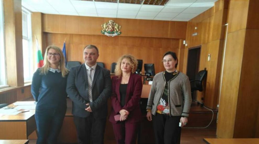 Нови заместници на ръководителя на Окръжната прокуратура във Варна...