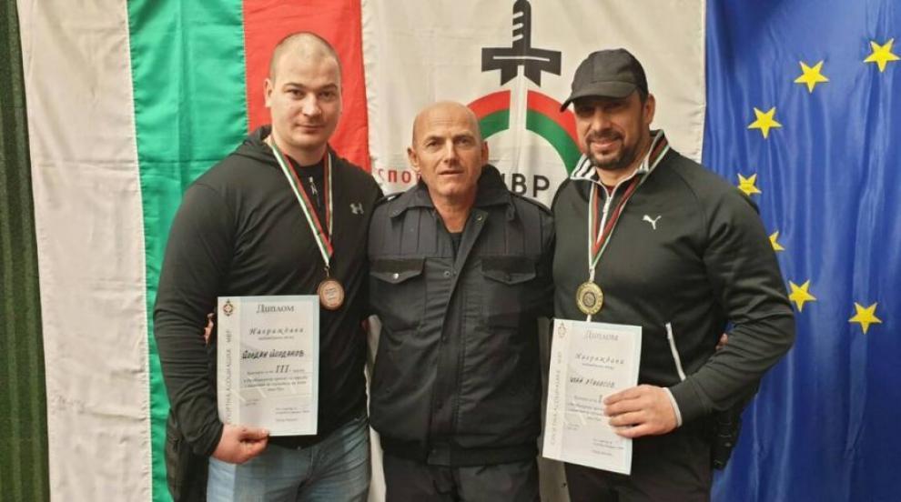 Стрелците от полицията в Разград завоюваха призови места на зонално...