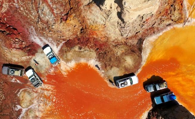 Голямата рифтова долина - едно необятно място