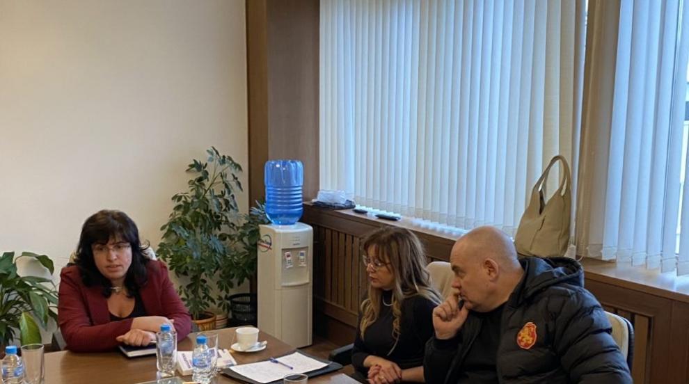 Гешев в Самоков: Борбата с битовата престъпност е приоритет, трябва да си...