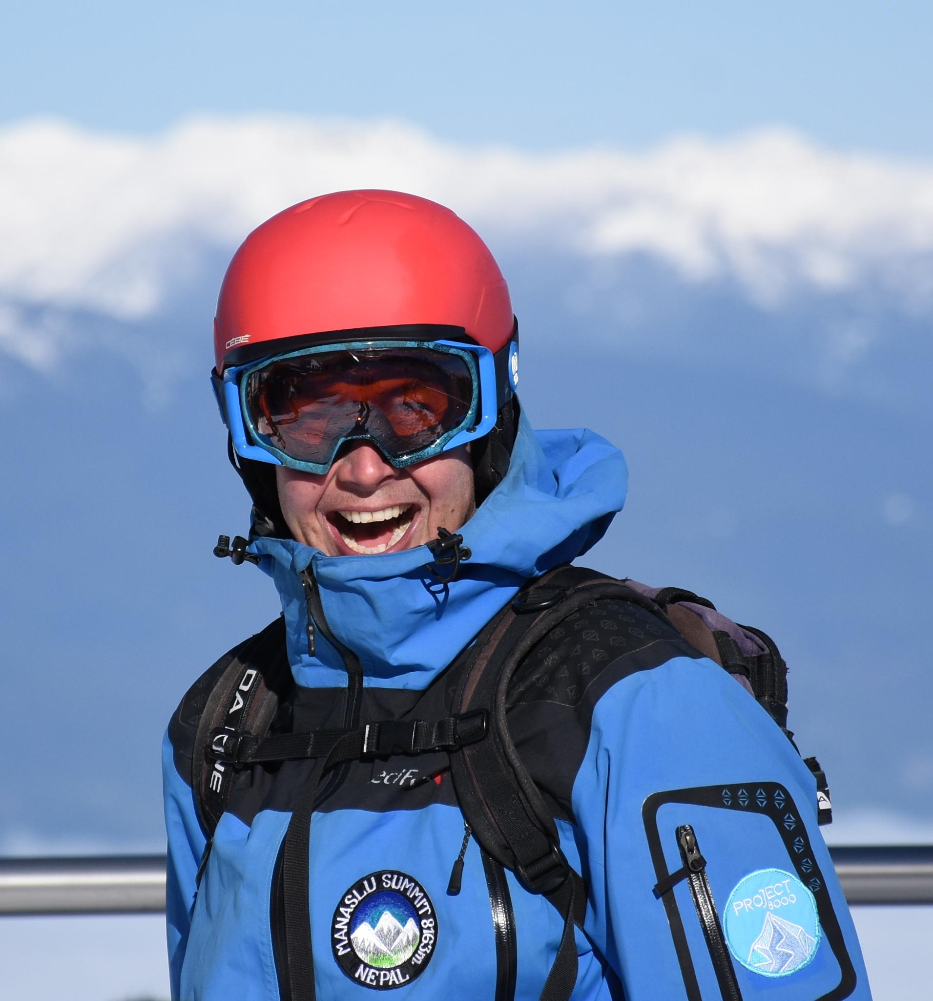 <p>Предни години сноубордистът успява да се изкачи и спусне от връх Ленин 7134 м, от връх Дамаванд 5671 м и от връх Монблан 4810 м.</p>