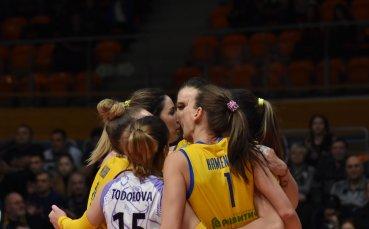 Женското първенство продължава с нови два турнира