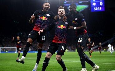 Тимо Вернер изчетка Ливърпул: Радвам се, че ме свързват с най-добрия отбор в света