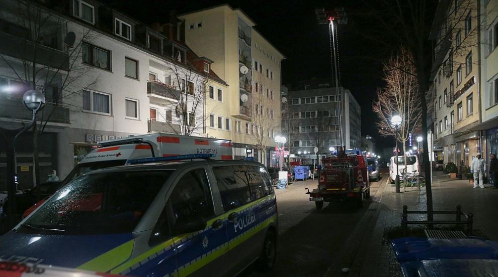 10 души са убити при стрелба в Германия