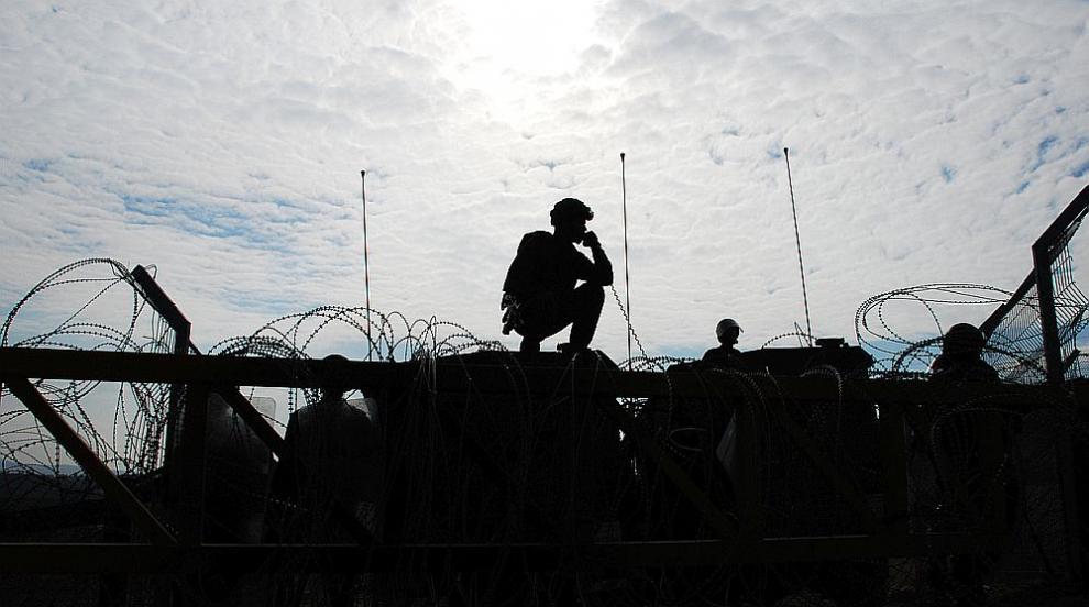 Египет вдига бетонна стена по границата с ивицата Газа