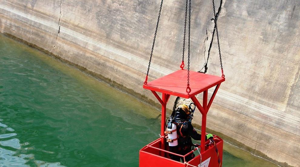 """Притокът на язовир """"Студена"""" надхвърли 1000 л/сек за пръв път след водната..."""