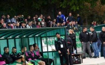 Ботев Ихтиман няма търпение за първия пролетен мач