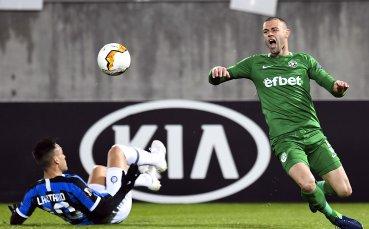 Георги Терзиев: Жалко, че ни вкараха втория гол