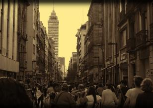 Земетресение разлюля Мексико