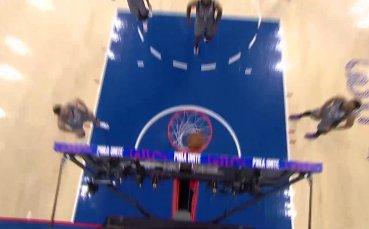 В НБА обсъждат вариант със съкратени плейофи
