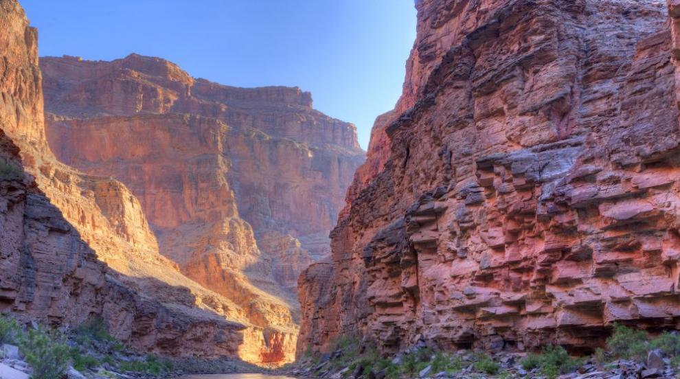 Дебитът на р. Колорадо е намалял с 20% заради климатичните промени