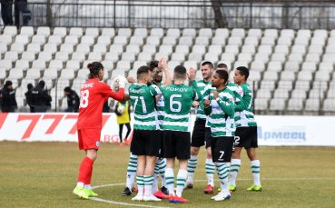 Черно море с куп юноши срещу Ботев Пловдив