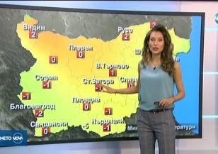 Прогноза за времето (22.02.2020 - централна емисия)