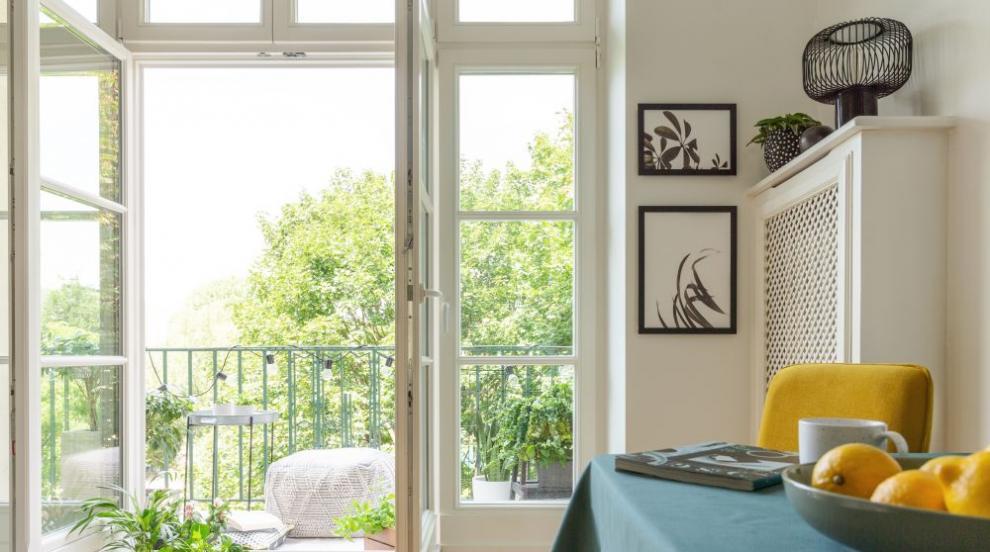 5 начина да освежим въздуха у дома