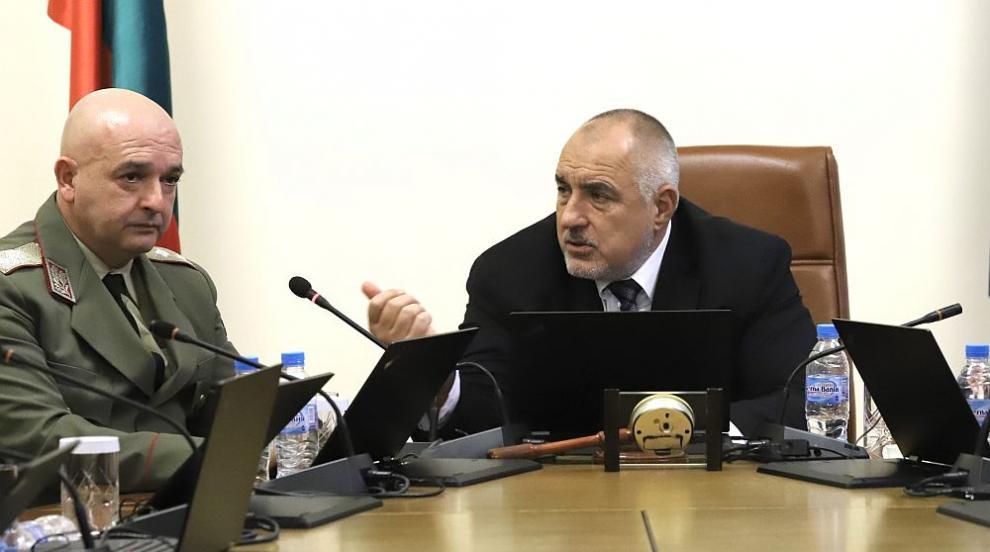 Борисов: Няма болен с коронавирус, няма скрито-покрито, създава се истерия
